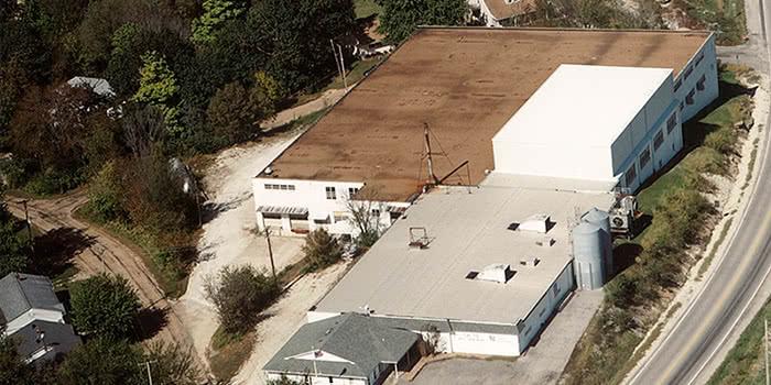 QCM Plant Aerial