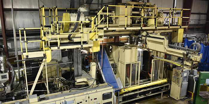 Quality Custom Molding Manufacturing Plant