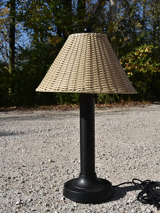 Patio Lamp Base